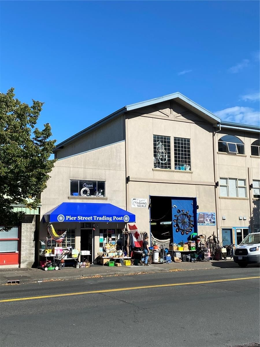 Main Photo: 871 Island Hwy in : CR Campbell River Central Mixed Use for sale (Campbell River)  : MLS®# 885354