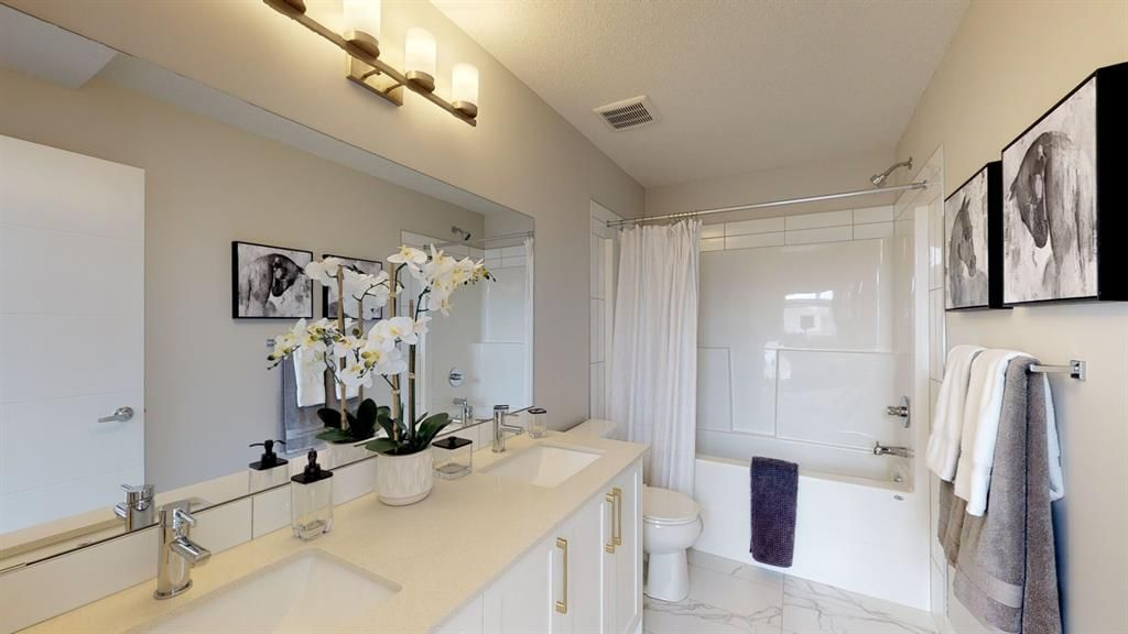Photo 12: Photos: 5 Sage Meadows Circle NW in Calgary: Sage Hill Row/Townhouse for sale : MLS®# A1051299
