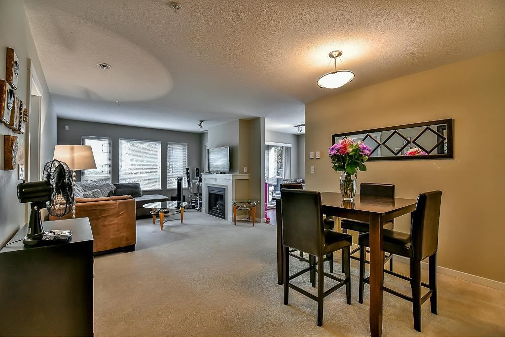 "Main Photo: 105 3097 LINCOLN Avenue in Coquitlam: New Horizons Condo for sale in ""LARKIN HOUSE"" : MLS®# R2093132"