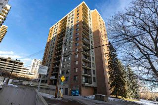 Photo 1: 702 9808 103 Street in Edmonton: Zone 12 Condo for sale : MLS®# E4238674
