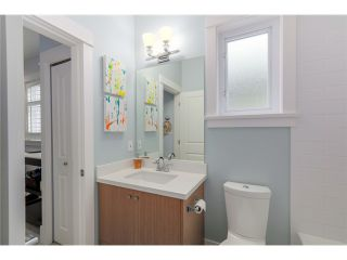 "Photo 12: 2632 W 6TH Avenue in Vancouver: Kitsilano 1/2 Duplex for sale in ""Kits"" (Vancouver West)  : MLS®# V1074098"