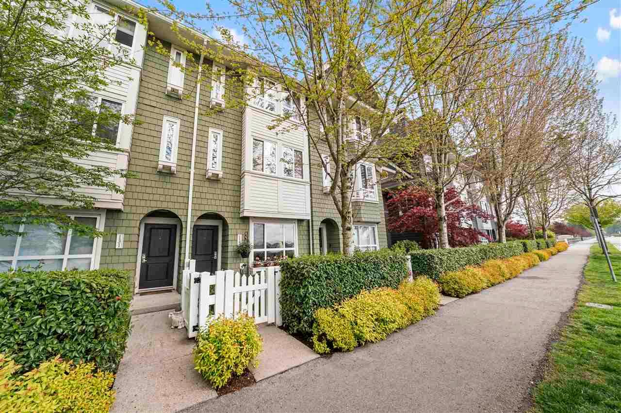 """Main Photo: 132 2418 AVON Place in Port Coquitlam: Riverwood Townhouse for sale in """"THE LINKS"""" : MLS®# R2572402"""