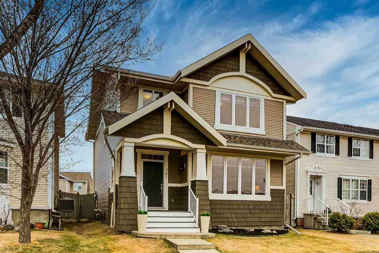 Main Photo: 341 Griesbach School Road in Edmonton: Zone 27 House for sale : MLS®# E4241349