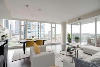 Photo 2: 1302 510 6 Avenue SE in Calgary: Downtown East Village Apartment for sale : MLS®# A1147636