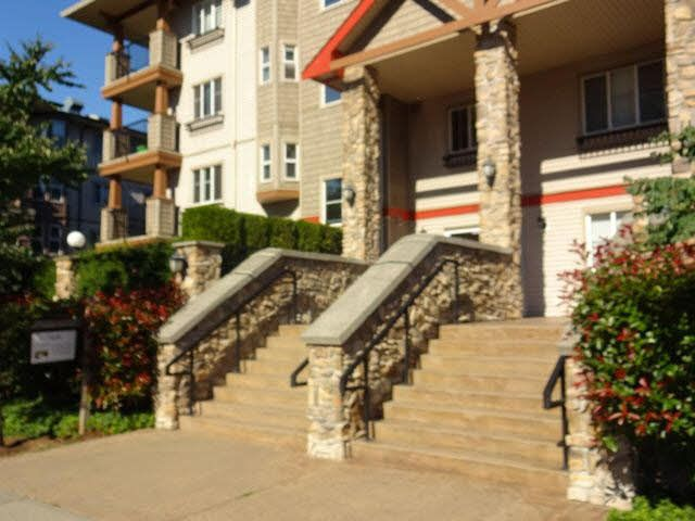 "Main Photo: 201 5438 198TH Street in Langley: Langley City Condo for sale in ""CREEKSIDE ESTATES"" : MLS®# F1447921"
