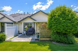 """Photo 33: 109 19649 53 Avenue in Langley: Langley City Townhouse for sale in """"Huntsfield Green"""" : MLS®# R2591188"""
