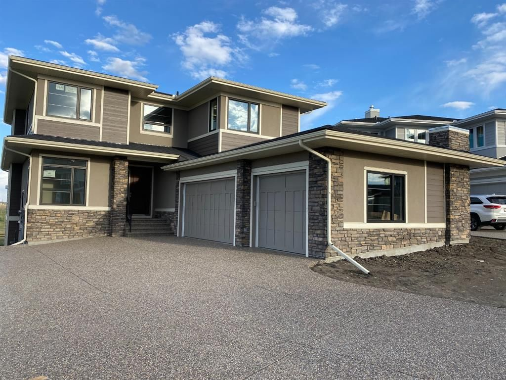 Main Photo: 107 Brome Bend in Rural Rocky View County: Rural Rocky View MD Detached for sale : MLS®# A1107631