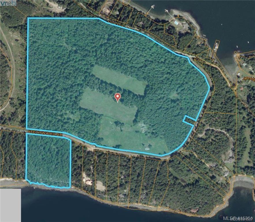 Main Photo: 797 Beechwood Dr in : GI Mayne Island Land for sale (Gulf Islands)  : MLS®# 881537