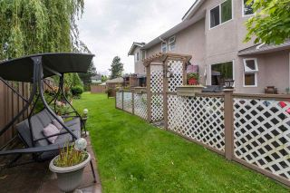 "Photo 39: 166 15501 89A Avenue in Surrey: Fleetwood Tynehead Townhouse for sale in ""Avondale"" : MLS®# R2469254"