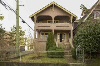 Main Photo: 130 GARDEN DRIVE in Vancouver: Hastings House for sale (Vancouver East)  : MLS®# R2541994