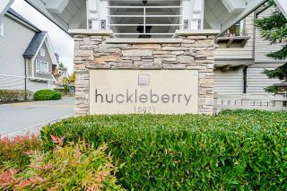 """Photo 1: 69 15871 85 Avenue in Surrey: Fleetwood Tynehead Townhouse for sale in """"Huckleberry"""" : MLS®# R2624709"""