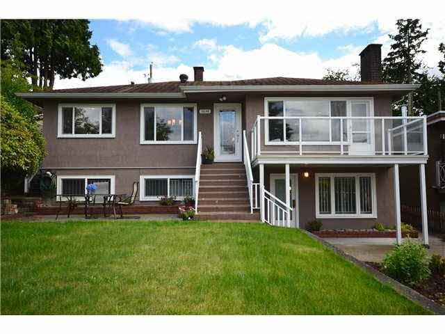 Main Photo: 3636 EDINBURGH STREET in : Hastings Sunrise House for sale : MLS®# V1073244