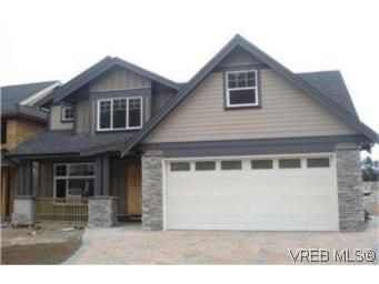 Main Photo: 2391 Echo Valley Dr in VICTORIA: La Bear Mountain House for sale (Langford)  : MLS®# 489499