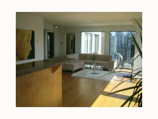 """Photo 4: # 2101 1155 HOMER ST in Vancouver: Downtown VW Condo for sale in """"CITYCREST"""" (Vancouver West)  : MLS®# V817926"""