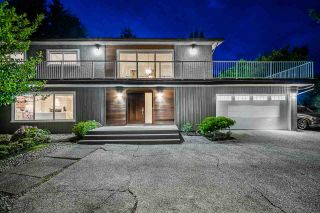 Main Photo: 701 KENWOOD Road in West Vancouver: British Properties House for sale : MLS®# R2539634