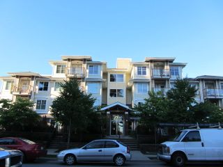 Photo 1: # 408 1969 WESTMINSTER AV in Port Coquitlam: Glenwood PQ Condo for sale : MLS®# V1084478