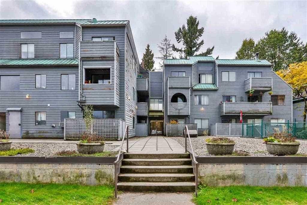 Main Photo: 105 1948 COQUITLAM Avenue in Port Coquitlam: Glenwood PQ Condo for sale : MLS®# R2534385