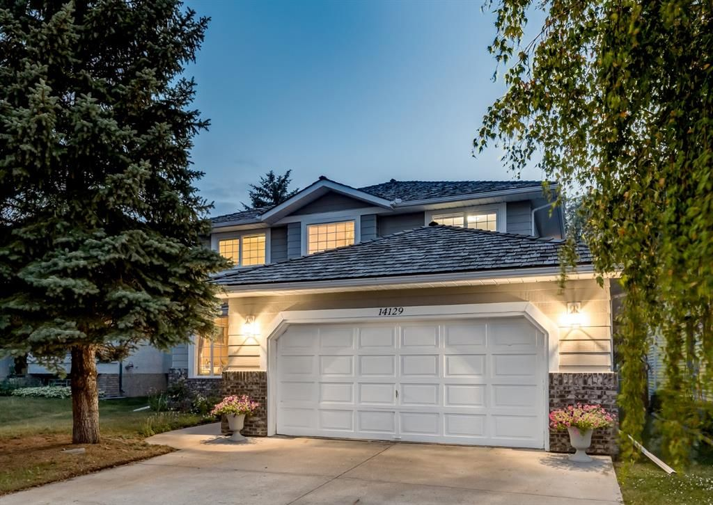 Main Photo: 14129 EVERGREEN Street SW in Calgary: Evergreen Detached for sale : MLS®# A1127833