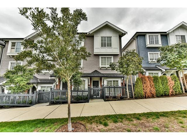 Main Photo: 114 14833 61 Avenue in Surrey: Sullivan Station Townhouse for sale : MLS®# R2001050