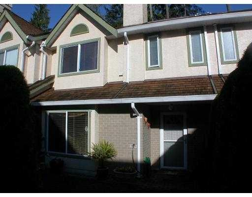 """Main Photo: 106 3980 INLET CR in North Vancouver: Indian River Townhouse for sale in """"PARKSIDE"""" : MLS®# V563121"""