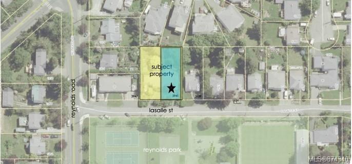 Photo 1: Photos: 3941 Lasalle St in Saanich: SE Maplewood Land for sale (Saanich East)  : MLS®# 874340