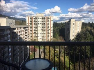 "Photo 1: 1409 2016 FULLERTON Avenue in North Vancouver: Pemberton NV Condo for sale in ""WOODCROFT"" : MLS®# R2053848"