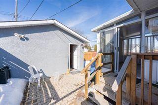 Photo 21: 117 Greenwood Avenue in Winnipeg: Residential for sale (2D)  : MLS®# 202104895