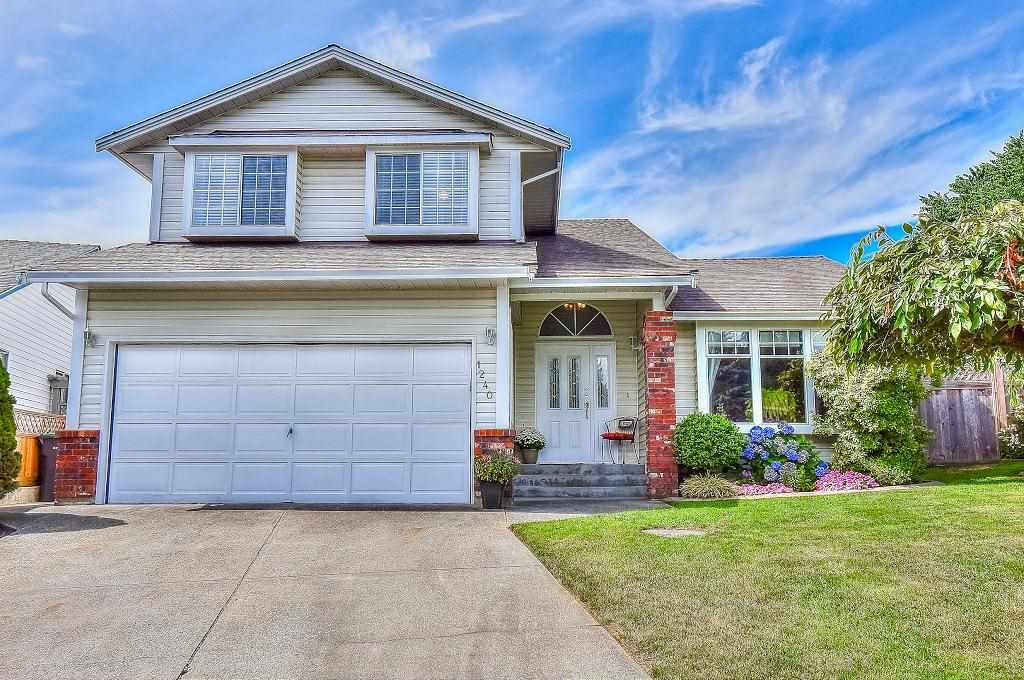 Main Photo: 1240 NELSON Place in Port Coquitlam: Citadel PQ House for sale : MLS®# R2199238