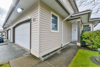 "Photo 2: 83 758 RIVERSIDE Drive in Port Coquitlam: Riverwood Townhouse for sale in ""RIVERLANE ESTATES"" : MLS®# R2139296"