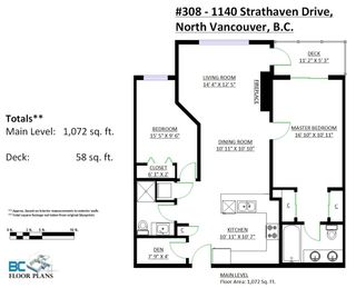 "Photo 20: 103 1140 STRATHAVEN Drive in North Vancouver: Northlands Condo for sale in ""Strathaven"" : MLS®# R2064692"