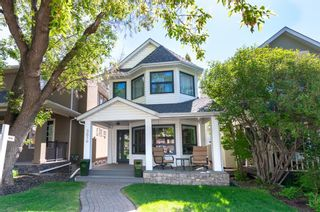 Main Photo: 3616 3 Street SW in Calgary: Parkhill Detached for sale : MLS®# A1095516