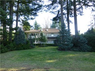 Photo 1: 2462 139TH ST in Surrey: Elgin Chantrell House for sale (South Surrey White Rock)  : MLS®# F1432900
