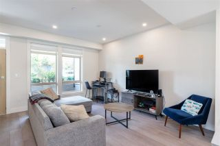 """Photo 3: 2 115 W QUEENS Road in North Vancouver: Upper Lonsdale Townhouse for sale in """"Queen's Landing"""" : MLS®# R2613989"""