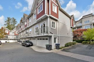 """Main Photo: 10 14320 103A Avenue in Surrey: Whalley Townhouse for sale in """"ALEXA"""" (North Surrey)  : MLS®# R2627036"""