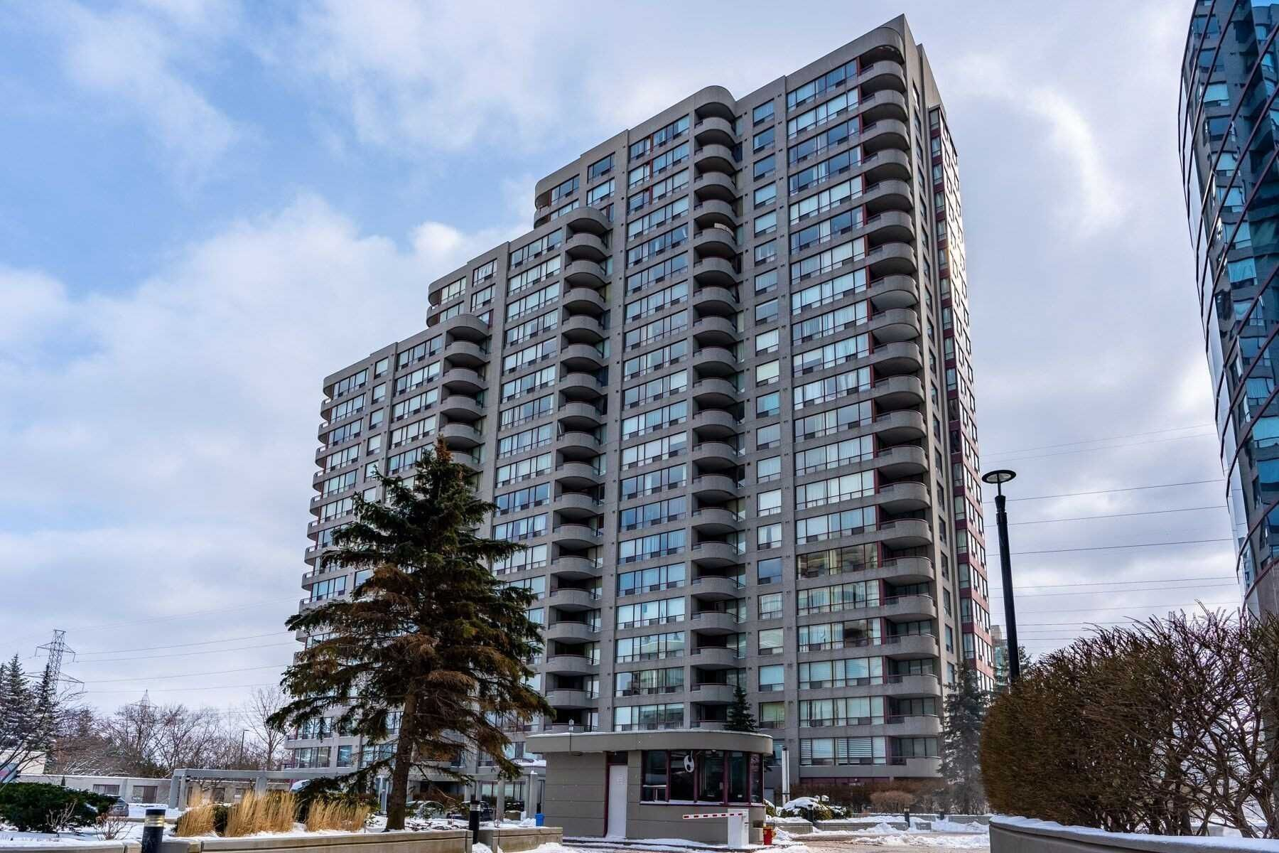 Main Photo: 1103 5765 Yonge Street in Toronto: Newtonbrook East Condo for sale (Toronto C14)  : MLS®# C4751180
