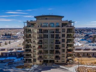 Photo 1: 803 10 Shawnee Hill in Calgary: Shawnee Slopes Apartment for sale : MLS®# A1100413