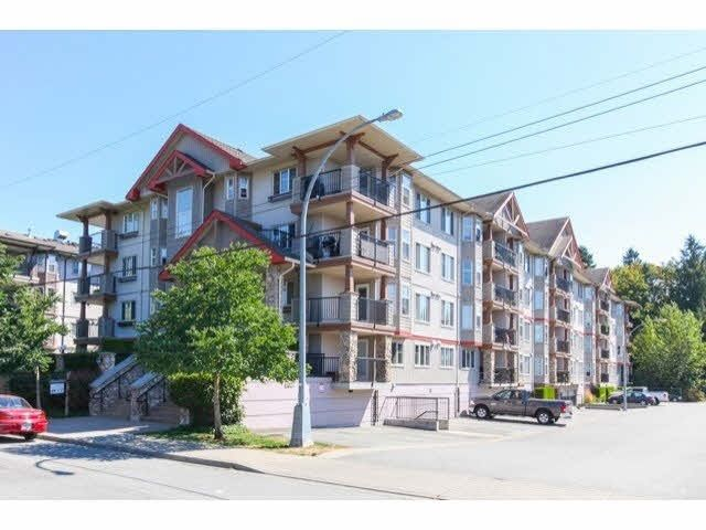 """Main Photo: 413 5438 198TH Street in Langley: Langley City Condo for sale in """"CREEKSIDE ESTATES"""" : MLS®# R2051505"""