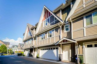"Photo 2: 7 9000 GENERAL CURRIE Road in Richmond: McLennan North Townhouse for sale in ""WINSTON GARDENS"" : MLS®# R2512130"