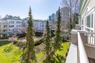 """Photo 21: 428 2980 PRINCESS Crescent in Coquitlam: Canyon Springs Condo for sale in """"Montclaire"""" : MLS®# R2565811"""