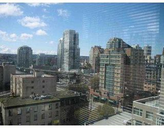 "Photo 3: 1204 1255 SEYMOUR Street in Vancouver: Downtown VW Condo for sale in ""ELAN"" (Vancouver West)  : MLS®# V781955"