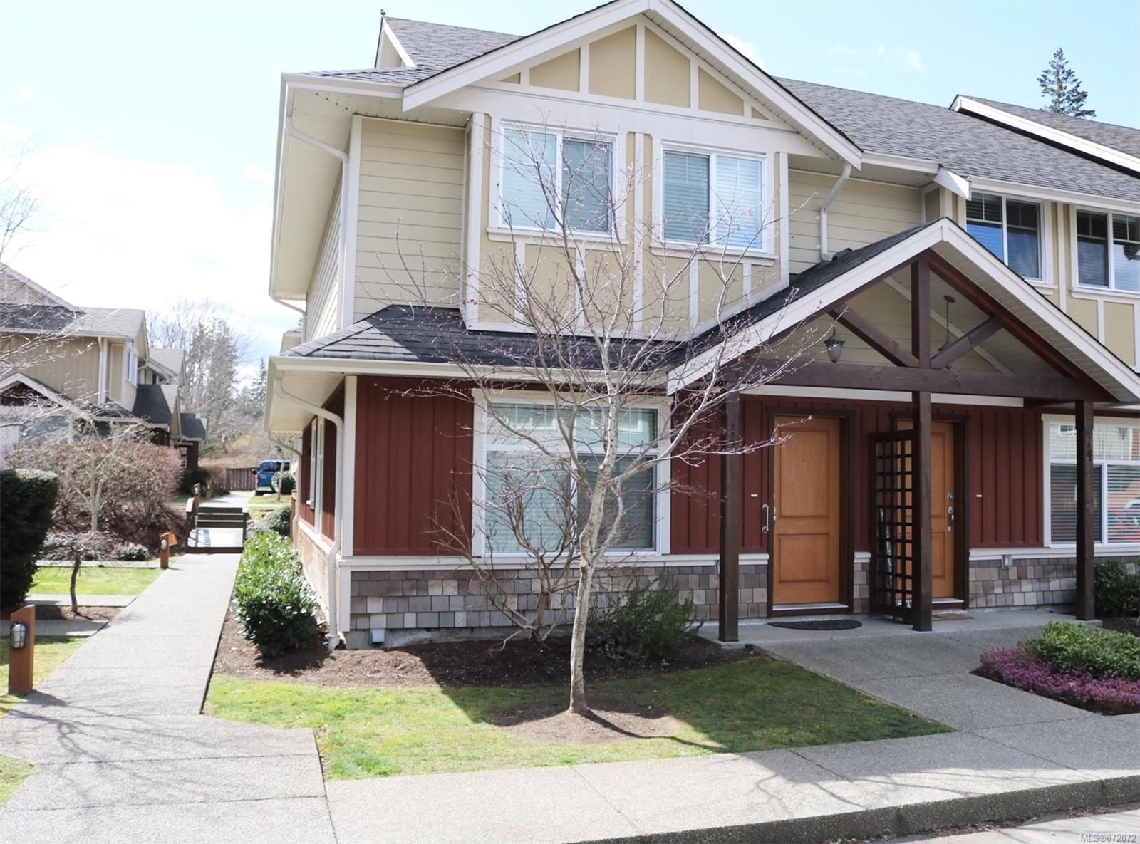 Main Photo: 13 3050 Sherman Rd in : Du West Duncan Row/Townhouse for sale (Duncan)  : MLS®# 872072