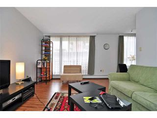 """Photo 2: # 307 1720 BARCLAY ST in Vancouver: West End VW Condo for sale in """"LANCASTER GATE"""" (Vancouver West)  : MLS®# V891431"""