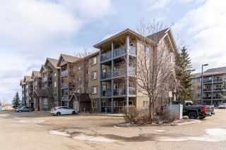 Photo 2: 405 279 Suder Greens Drive in Edmonton: Zone 58 Condo for sale : MLS®# E4235498