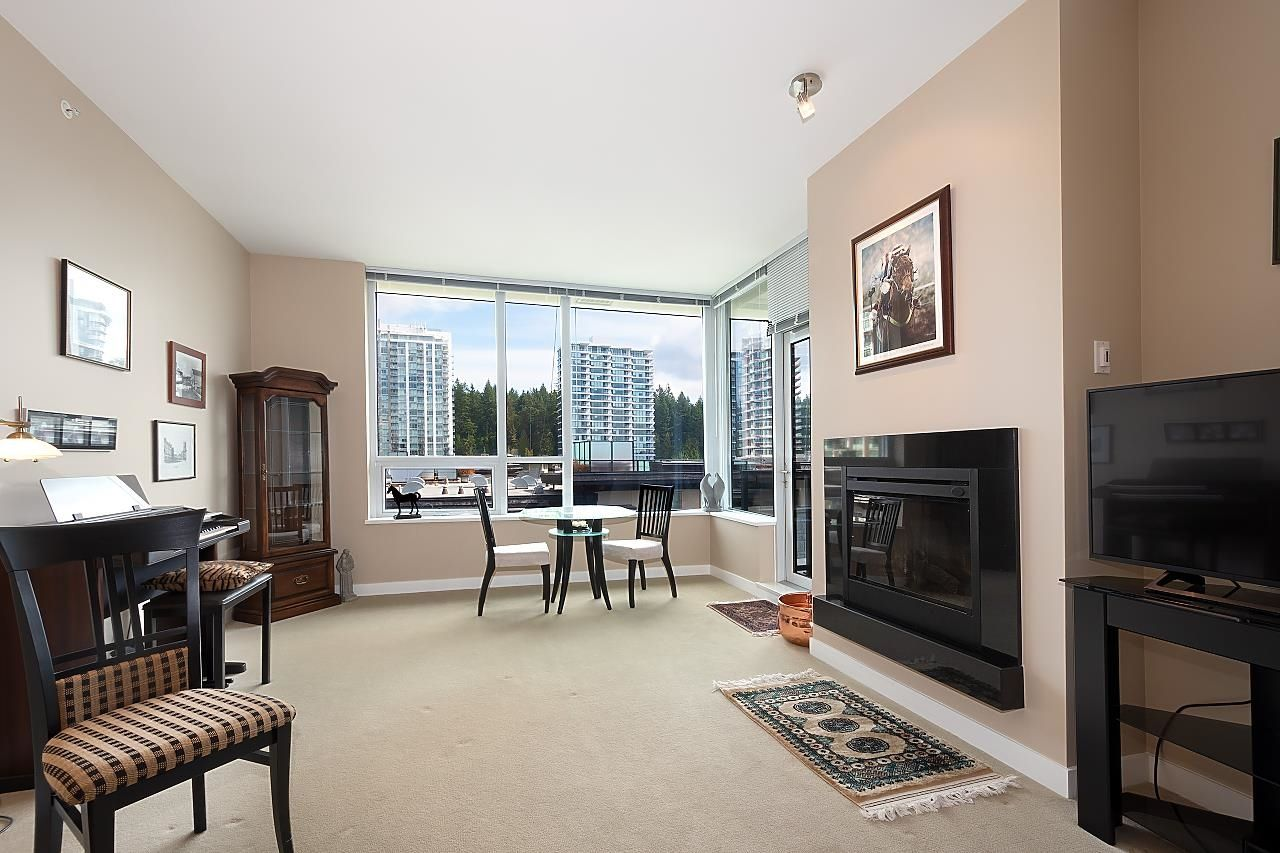 """Main Photo: 501 3382 WESBROOK Mall in Vancouver: University VW Condo for sale in """"TAPESTRY at Wesbrook"""" (Vancouver West)  : MLS®# R2618545"""