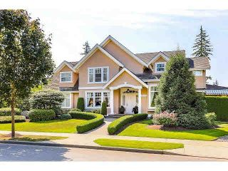 """Photo 1: 13880 26A Avenue in Surrey: Elgin Chantrell House for sale in """"Peninsula Park"""" (South Surrey White Rock)  : MLS®# F1449291"""