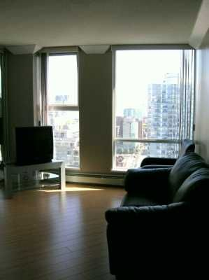 """Photo 3: 3209 1009 EXPO BV in Vancouver: Downtown VW Condo for sale in """"LANDMARK 33"""" (Vancouver West)  : MLS®# V591247"""