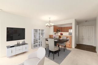 """Photo 7: 1602 7380 ELMBRIDGE Way in Richmond: Brighouse Condo for sale in """"The Residences"""" : MLS®# R2615275"""