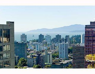"""Photo 9: 3202 1331 ALBERNI Street in Vancouver: West End VW Condo for sale in """"THE LIONS"""" (Vancouver West)  : MLS®# V660192"""