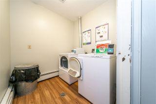 Photo 23: 410 10250 116 Street in Edmonton: Zone 12 Condo for sale : MLS®# E4241552