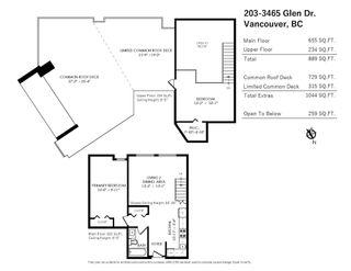 Photo 23: 203 3465 GLEN Drive in Vancouver: Fraser VE Condo for sale (Vancouver East)  : MLS®# R2620606